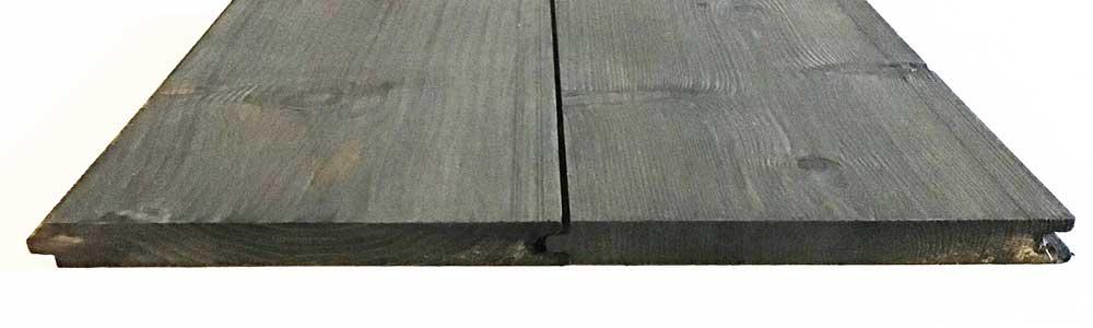 Cedar Nickel Gap Siding