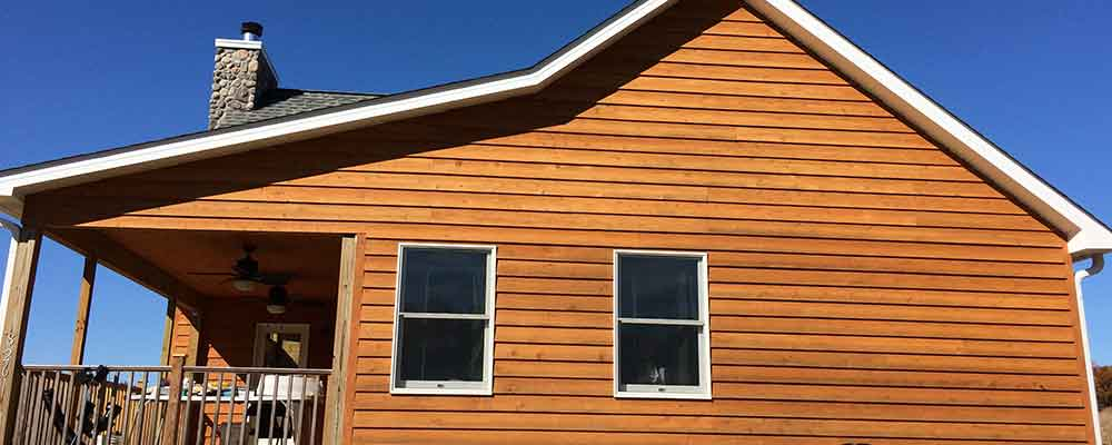 Prefinished Cedar Rabbeted Bevel Siding Legacy Pre Finishing Inc