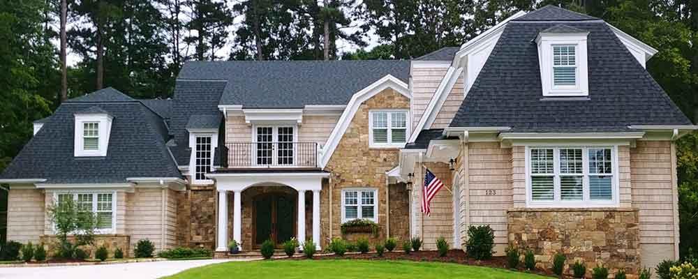 Cedar Valley Shingle Panel Custom Home