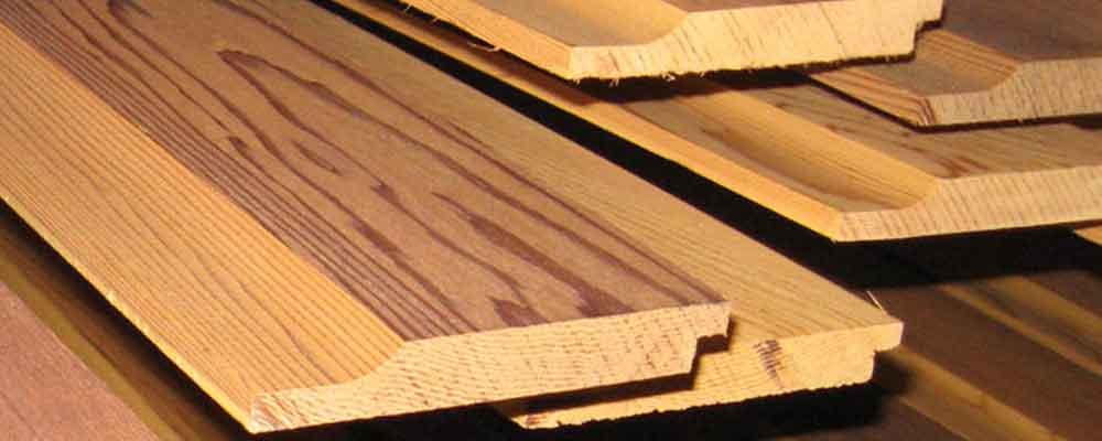Custom Lumber Products Legacy Prefinishing