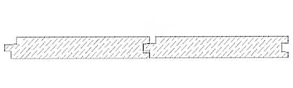 Cypress Nickel Gap Siding