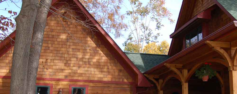 Prefinished Shingles Legacy Prefinishing