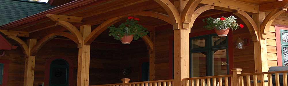 Custom Timbers and Beams